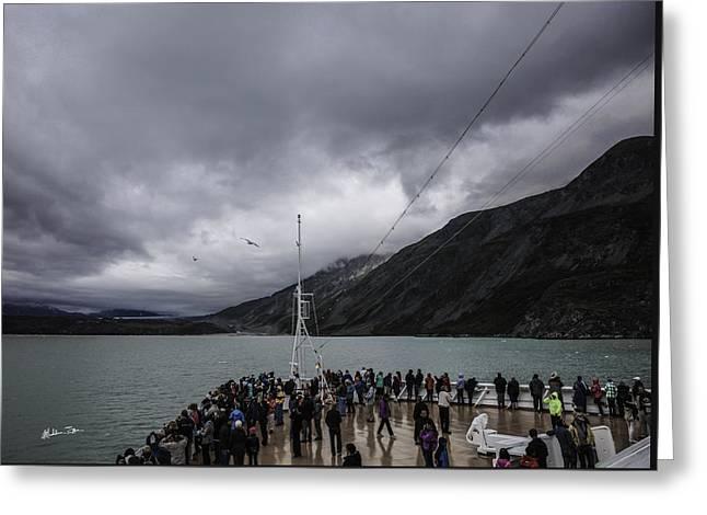 Alaska Voyage Greeting Card