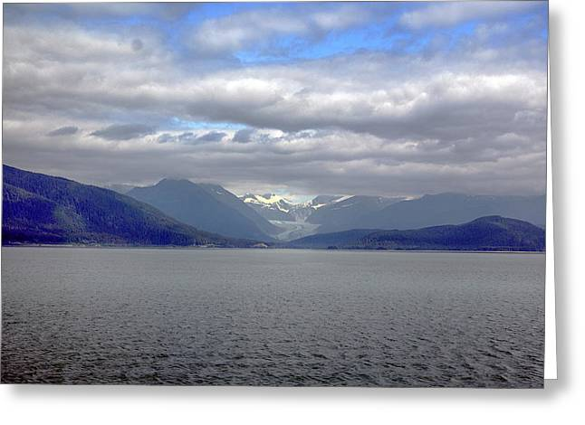 Alaskan Coast 2 Greeting Card