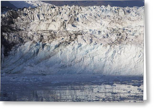 Alaskan Glacier 2 Greeting Card by Robert Joseph