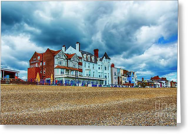 Aldeburgh Suffolk Greeting Card