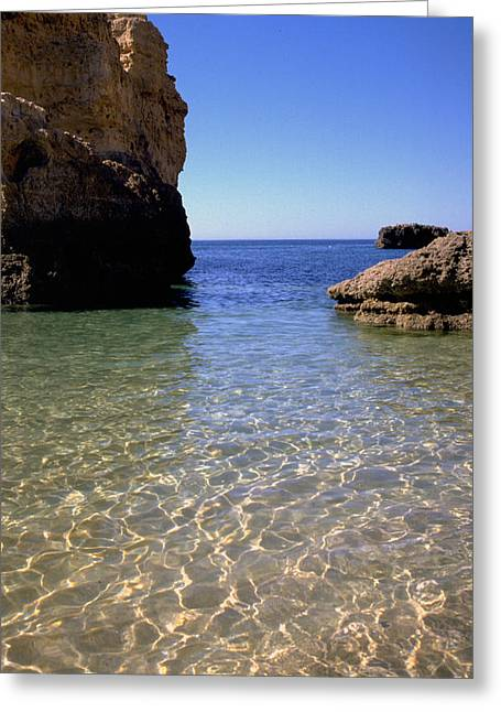 Algarve I Greeting Card