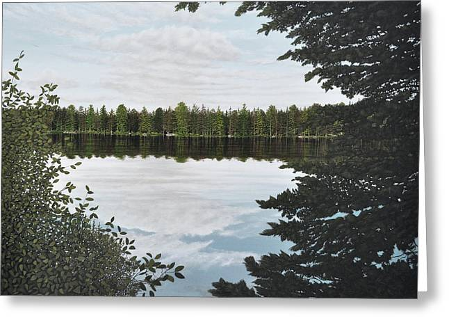 Algonquin Park Greeting Card