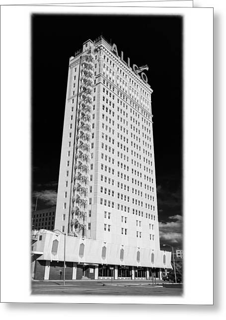 Alico Building #4 Greeting Card by Stephen Stookey