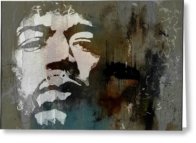 All Along The Watchtower  Greeting Card by Paul Lovering