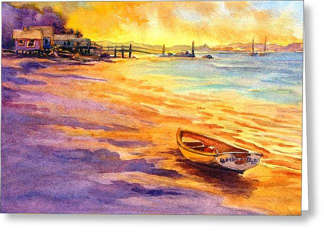All Ashore That's Going Ashore Greeting Card