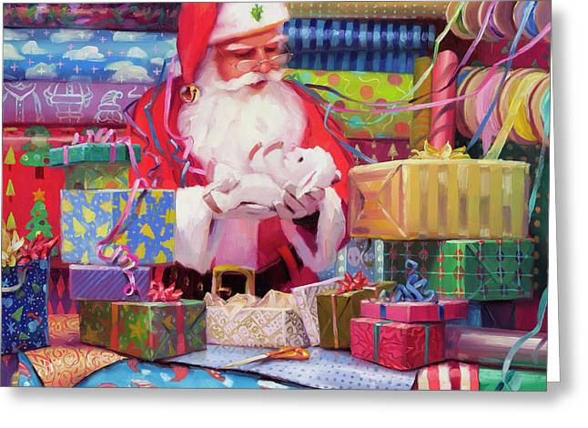 All Wrapped Up Greeting Card