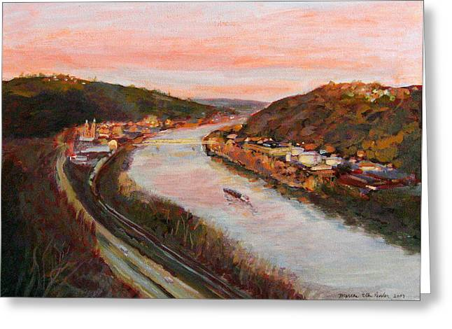 Allegheny Valley Greeting Card