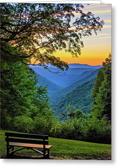 Almost Heaven - West Virginia 3 Greeting Card