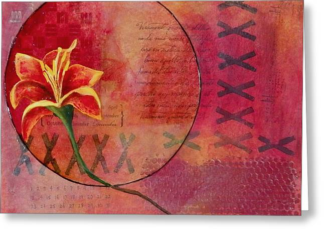 Alone Greeting Card by Terry Honstead