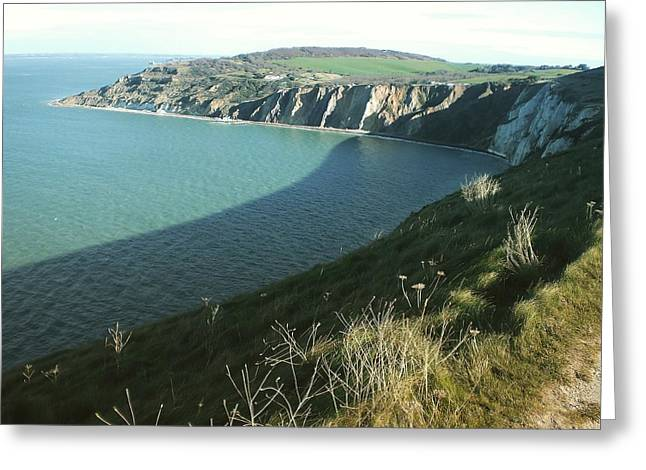 Alum Bay, Isle Of Wight Greeting Card