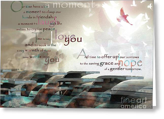 Always Remember - The Pentagon - Poetry Greeting Card