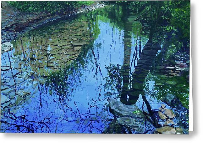 Amberly Creek Greeting Card