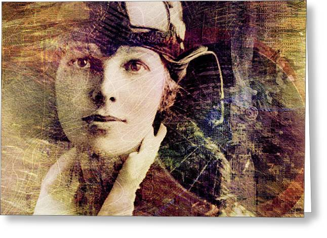 Amelia Greeting Card