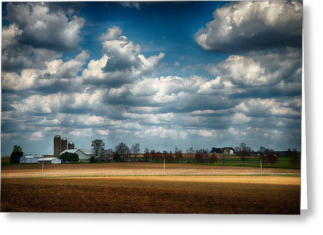 American Farmland Greeting Card