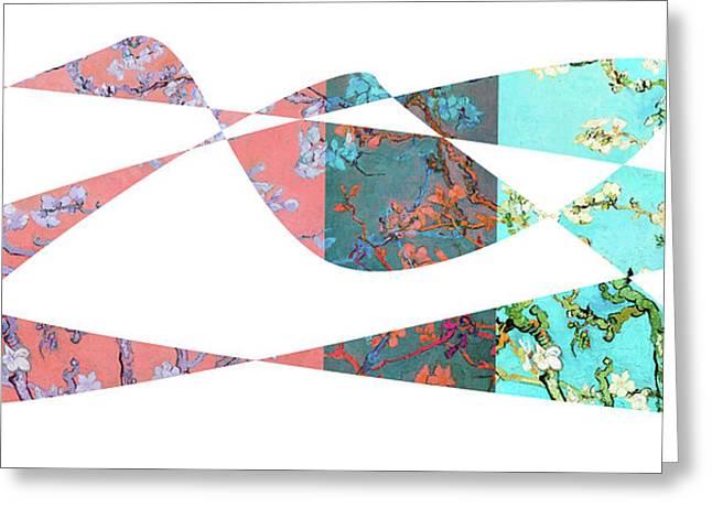 American Intellectual 11 Greeting Card by David Bridburg