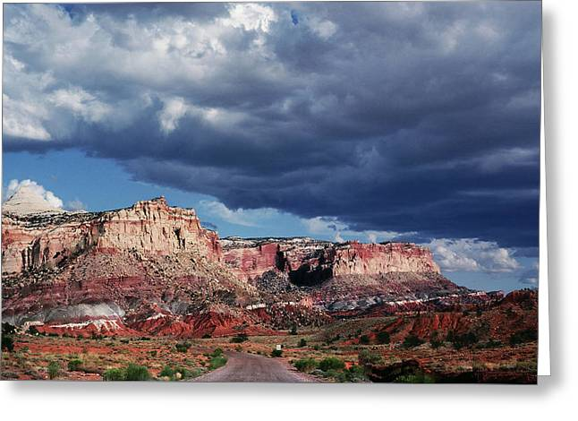 American Southwest Greeting Card