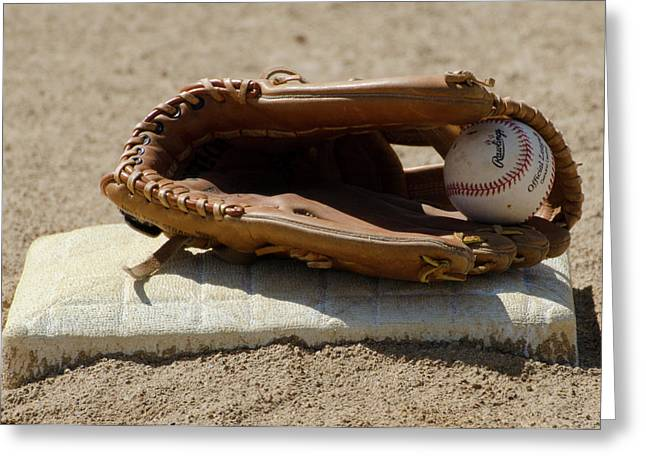 Americas Game - Baseball Greeting Card