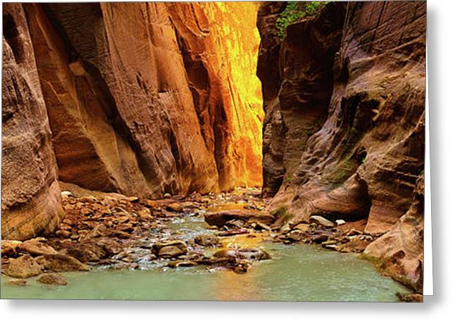 Among The Narrows - Craigbill.com - Open Edition Greeting Card