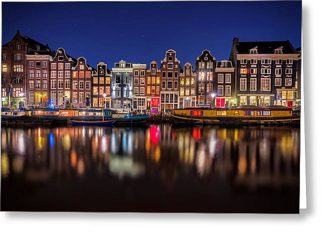 Amsterdamn Greeting Card
