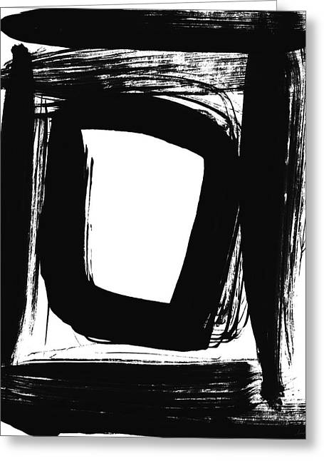 An Open Window 2- Art By Linda Woods Greeting Card