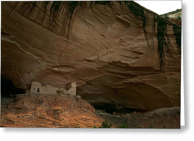 Anasazi Indian Ruin Greeting Card