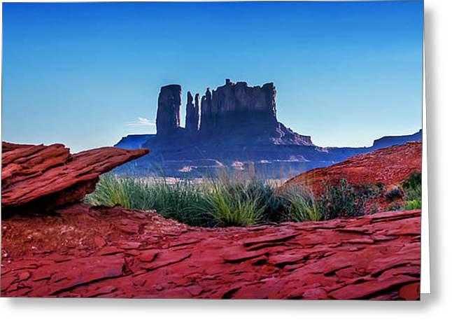 Ancient Monoliths Greeting Card by Az Jackson