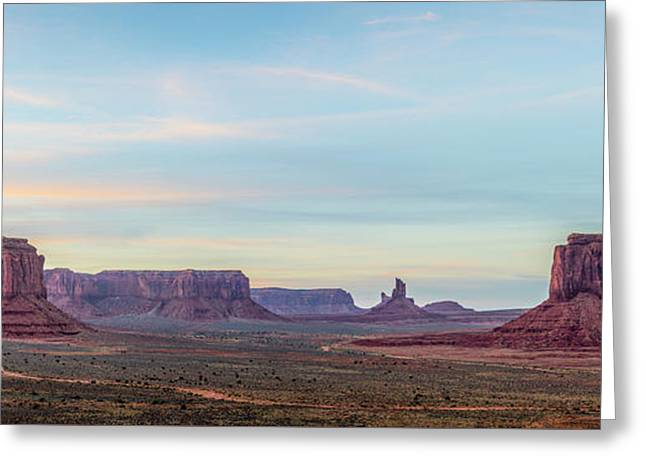 Ancient Voices Greeting Card by Jon Glaser