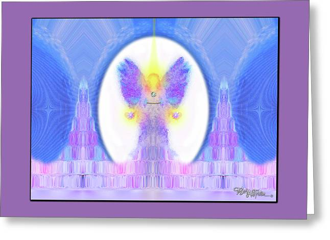 Angel #200 Greeting Card