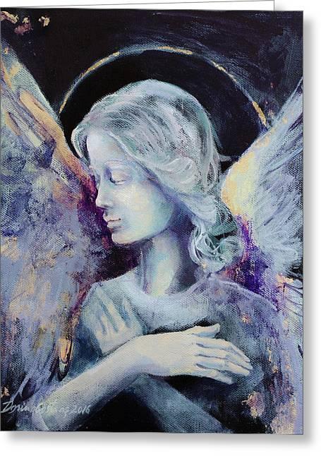 Angel 3 Greeting Card