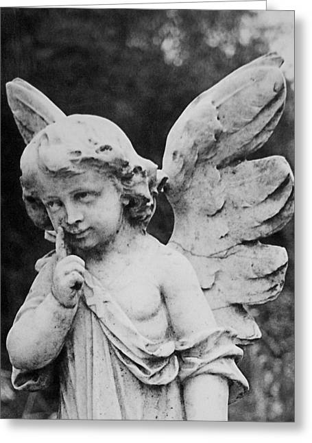 Angel Greeting Card