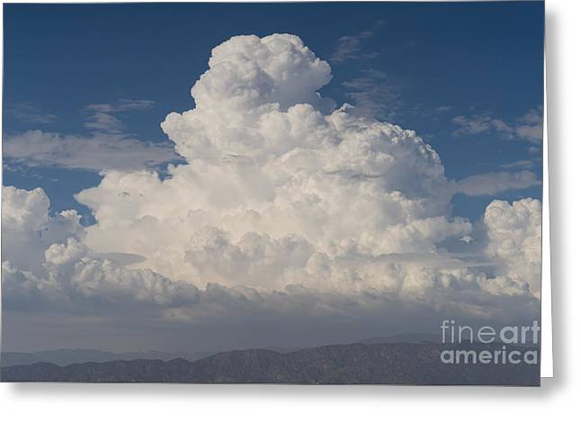 Angeles National Park In Southern California Dsc3586 Greeting Card