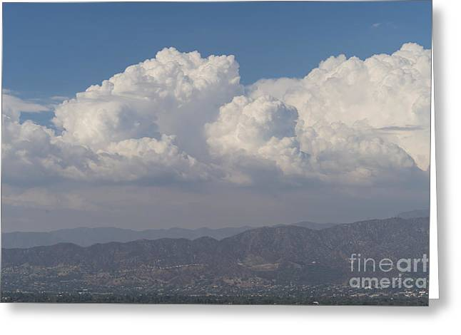 Angeles National Park In Southern California Dsc3575 Greeting Card