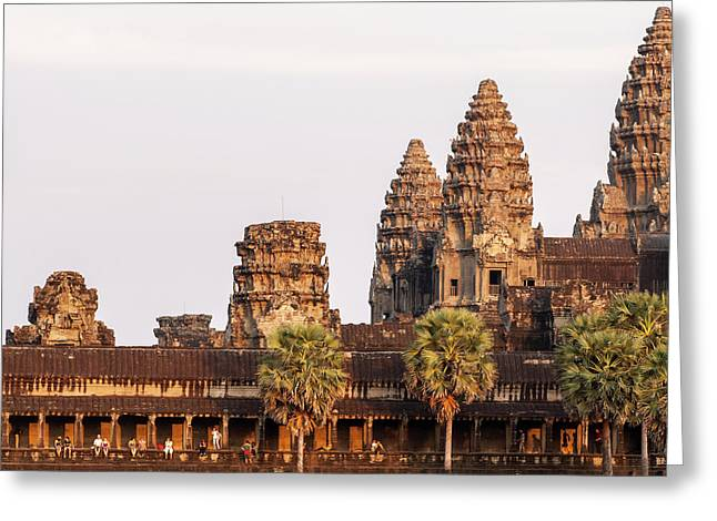 Angkor Wat 19 Greeting Card