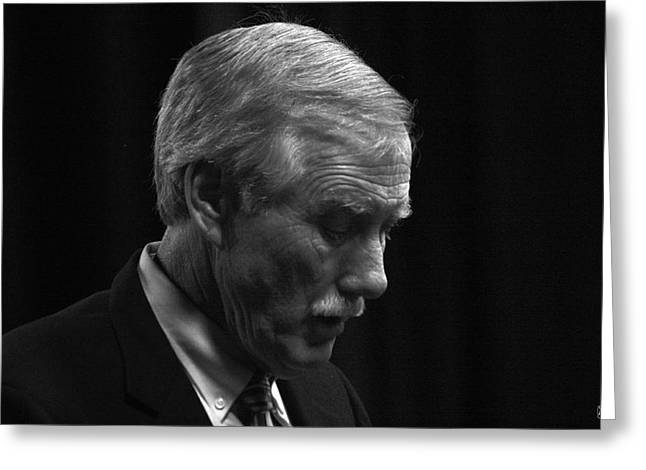 Angus King Greeting Card