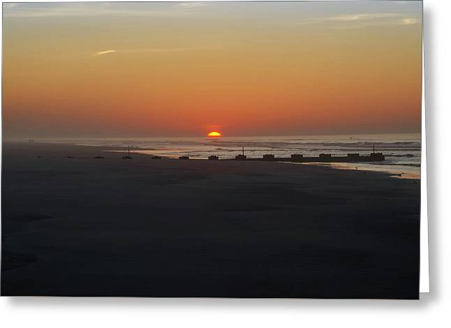 Another Day Another Beautiful Sunrise Greeting Card by Bill Cannon
