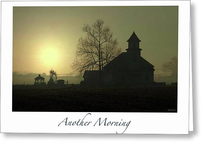 Another Morning Greeting Card