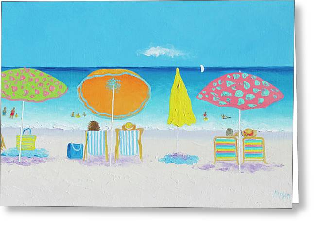 Another Perfect Beach Day Greeting Card