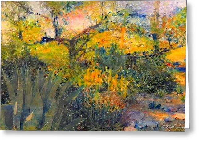 Another Renoir Moment Greeting Card