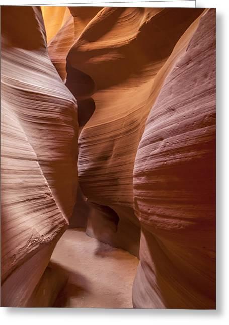 Antelope Canyon Arizona Greeting Card
