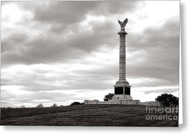 Antietam Greeting Card by Olivier Le Queinec