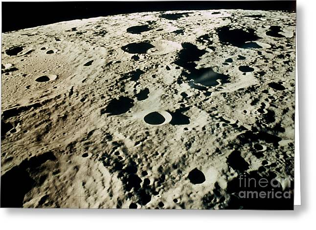 Apollo 15: Moon, 1971 Greeting Card by Granger