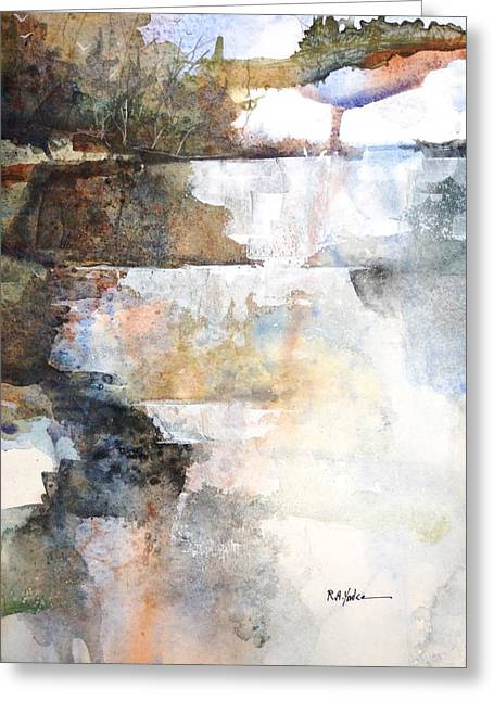 Appalachian Falls Greeting Card