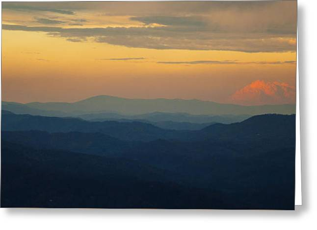 Appalachian Sky Greeting Card