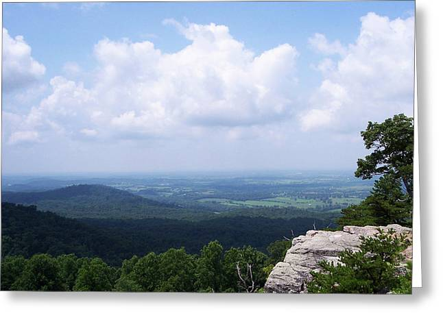 Appalachian Valley - 11 Greeting Card