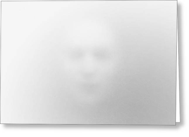 Apparition Greeting Card