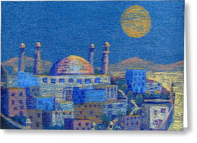 Arabian Nights Greeting Card