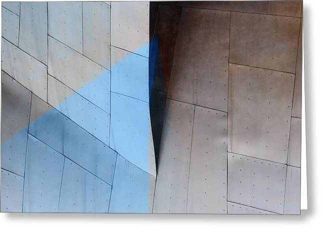Architectural Reflections 4619e Greeting Card
