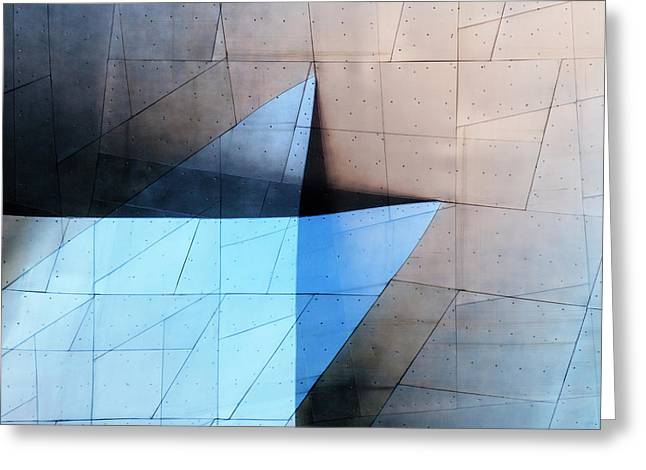 Architectural Reflections 4619c Greeting Card