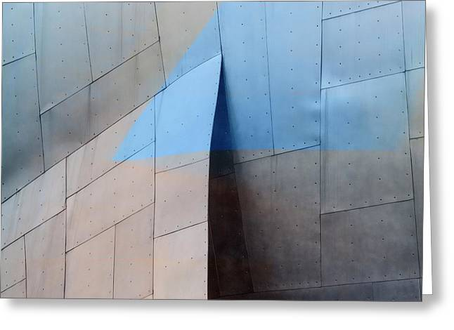 Architectural Reflections 4619h Greeting Card