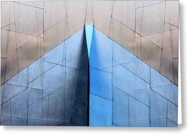 Architectural Reflections 4619l Greeting Card